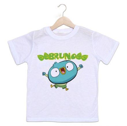 Camiseta Personalizada Infantil Harvey Beaks