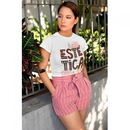 Camiseta Profissão Estética - CA1150