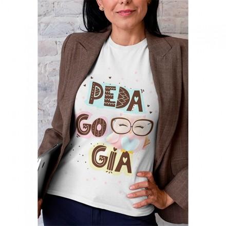 Camiseta Profissão Pedagogia - CA1156