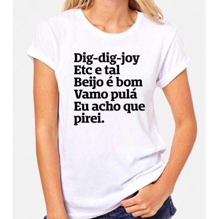 Camiseta Sandy e Junior CA0905