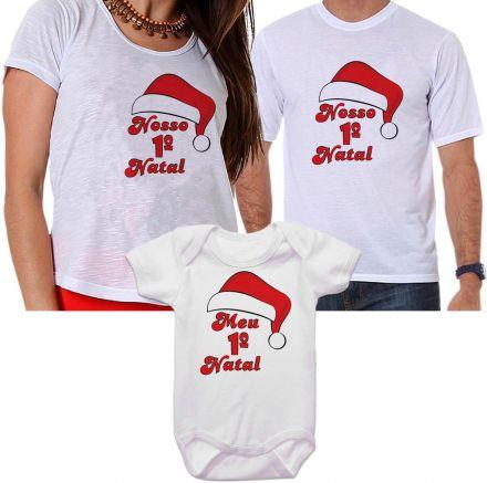 Camisetas e Body de Natal FN0128