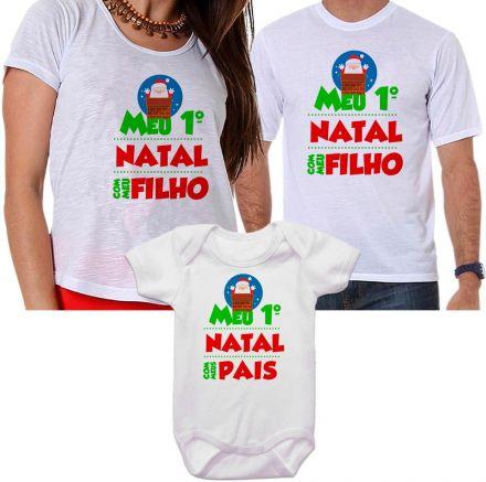 Camisetas e Body de Natal FN0129