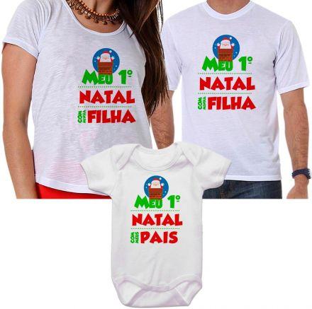 Camisetas e Body de Natal FN0130
