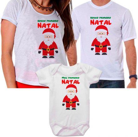 Camisetas e Body de Natal FN0135