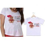 Camisetas Tal Mãe Tal Filho Melhor Mamãe do Mundo é a do Meu Filho