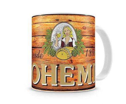 Caneca Cerveja Bohemia