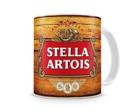 Caneca Cerveja Stella