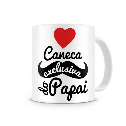 Caneca Exclusiva do Papai