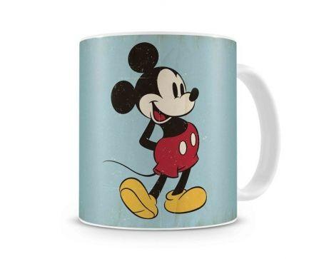 Caneca Mickey Vintage