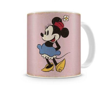 Caneca Minnie Vintage