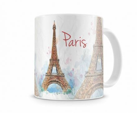 Caneca Paris Torre Eiffel