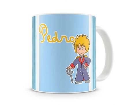 Caneca Personalizada O Pequeno Príncipe