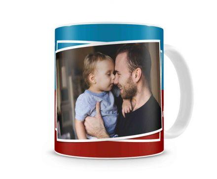 Caneca Personalizada Papai Nós Te Amamos
