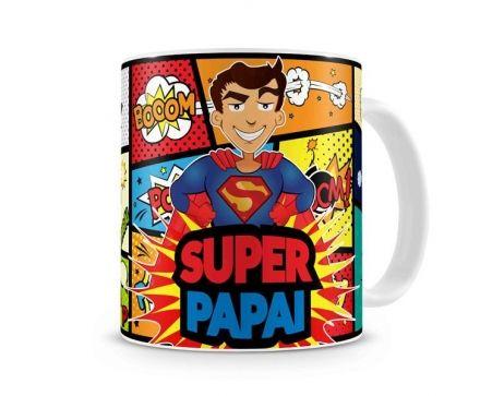 Caneca Super Papai