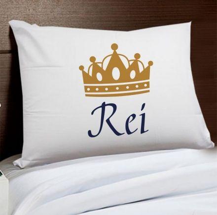 Fronha Coroa Dourada Rei