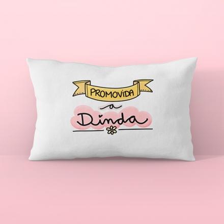 Fronha Promovida a Dinda - CA1248