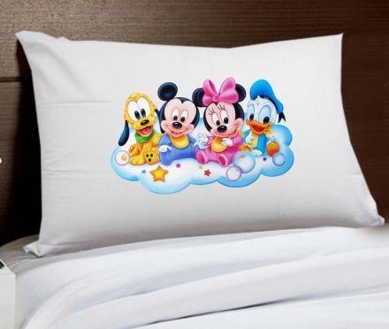 Fronha Turma do Mickey Baby
