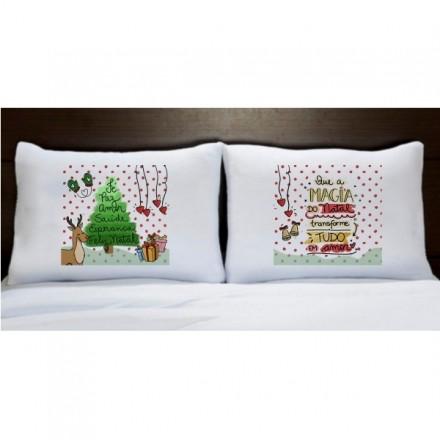 Fronhas Natal - CA1069