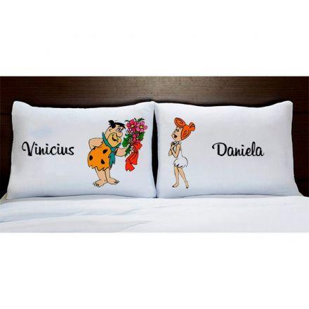 Fronhas Personalizadas Flintstones FR0192
