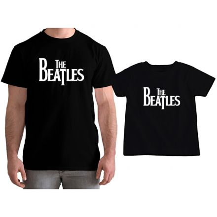 Kit Camisetas Tal Pai Tal Filho The Beatles CA0847