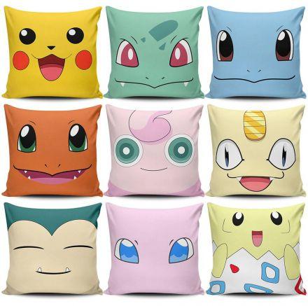Kit de Almofadas Pokémons