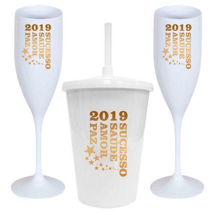 Kit Taças de Ano Novo CO0016