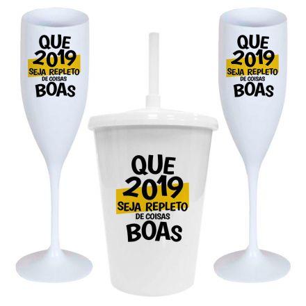 Kit Taças de Ano Novo CO0018