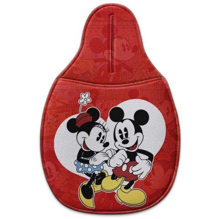 Lixeira Para Carro Mickey e Minnie Coração Vintage