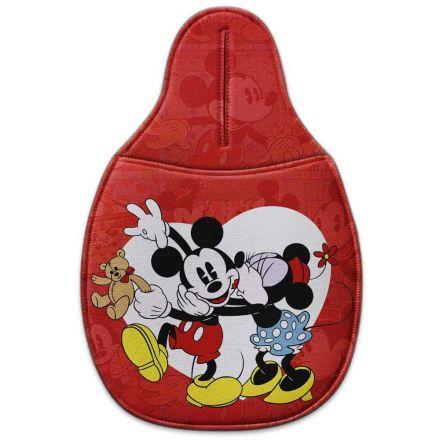 Lixeira Para Carro Mickey e Minnie Coração Vintage Apaixonados