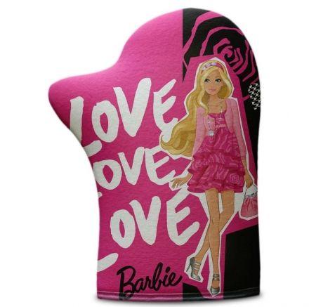 Luva de Cozinha Barbie Love