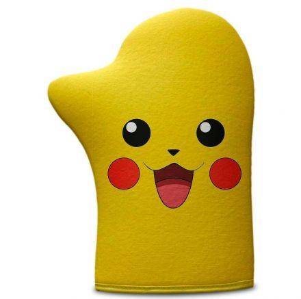 Luva de Cozinha Pokemon Pikachu