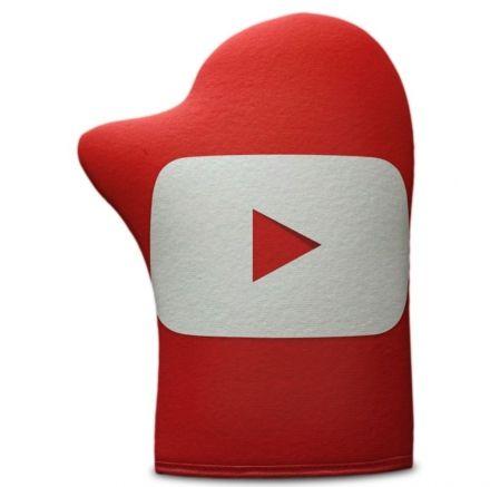 Luva de Cozinha Youtube