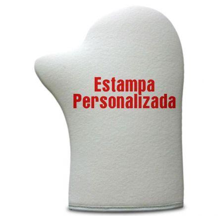 Luva Personalizada Com A Sua Estampa