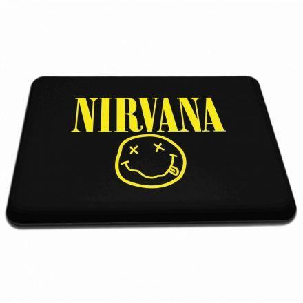 Mouse Pad Banda de Rock Nirvana
