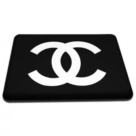 Mouse Pad Chanel Preto