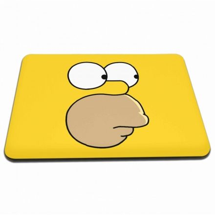 Mouse Pad Homer Simpsons Amarelo