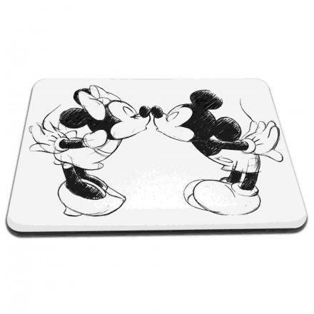 Mouse Pad Mickey e Minnie Rabisco