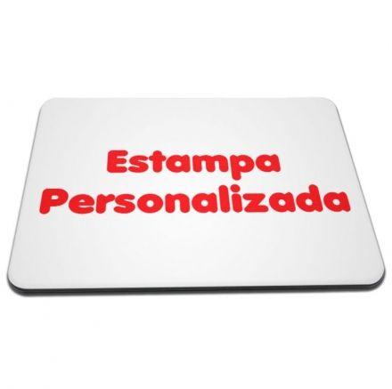 Mouse Pad Personalizado Com A Sua Estampa