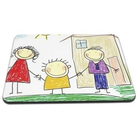 Mouse Pad Personalizado Desenho da Criança