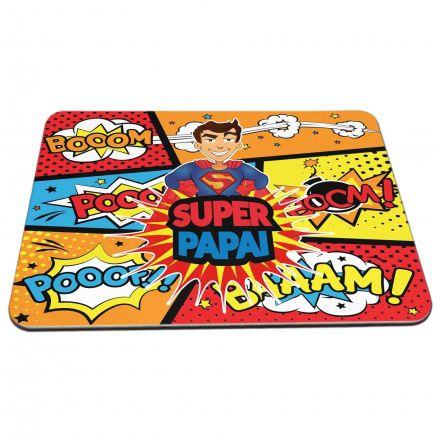 Mouse Pad Super Papai