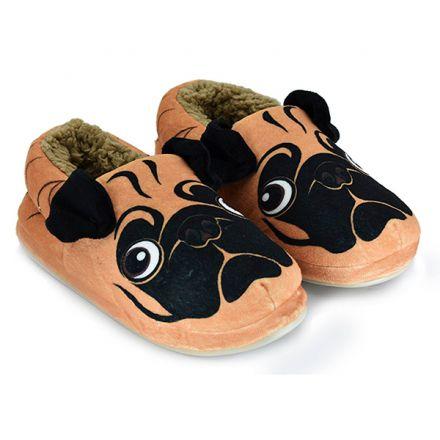 Pantufa Cachorro Pug