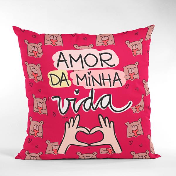 Almofada Amor da Minha Vida - CA1327