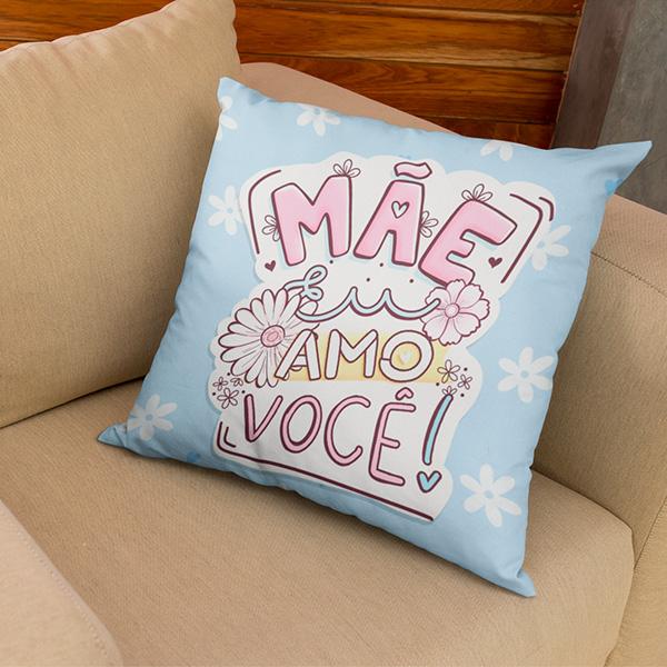 Almofada Mãe Eu Amo Você - CA1231