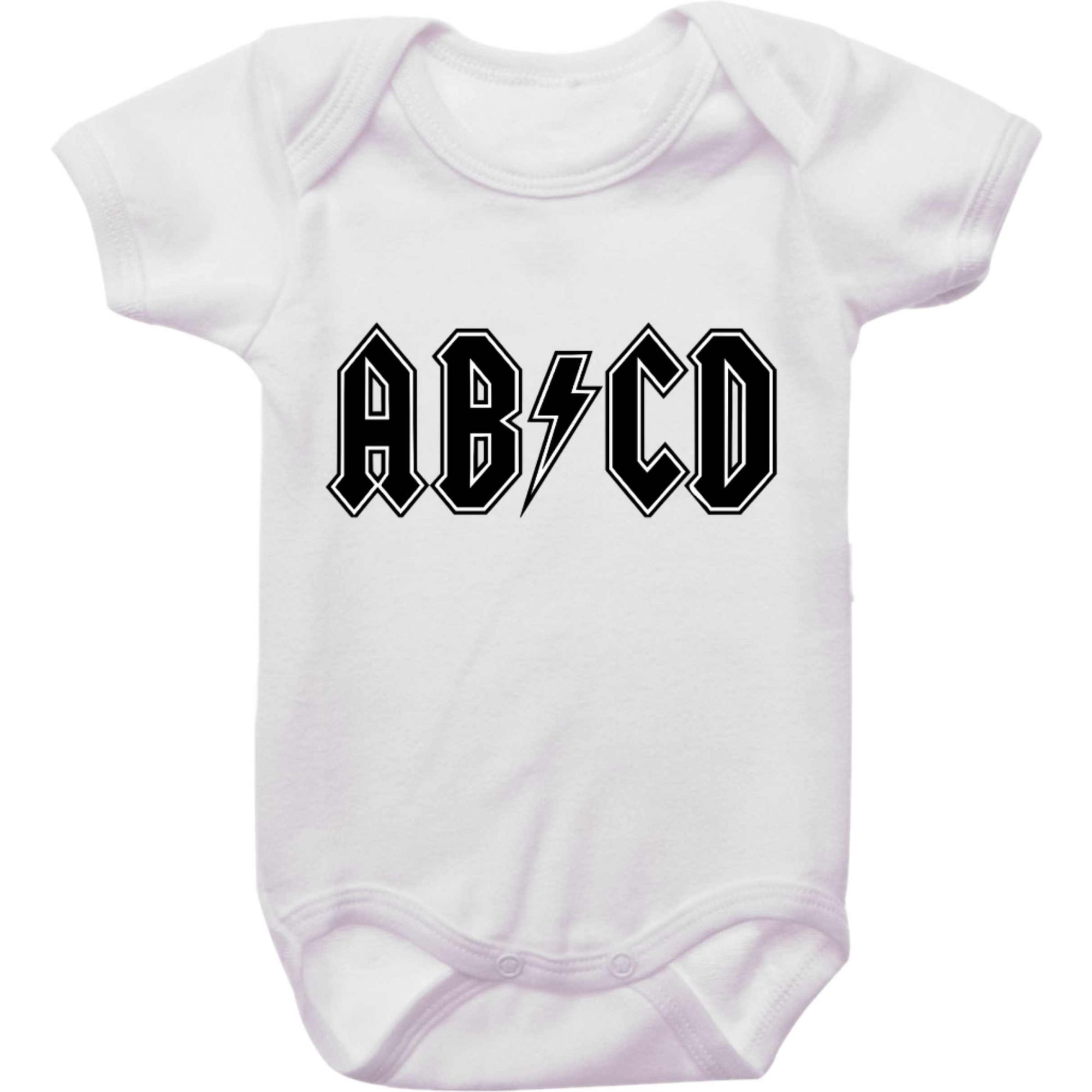 Body Bebê ABCB
