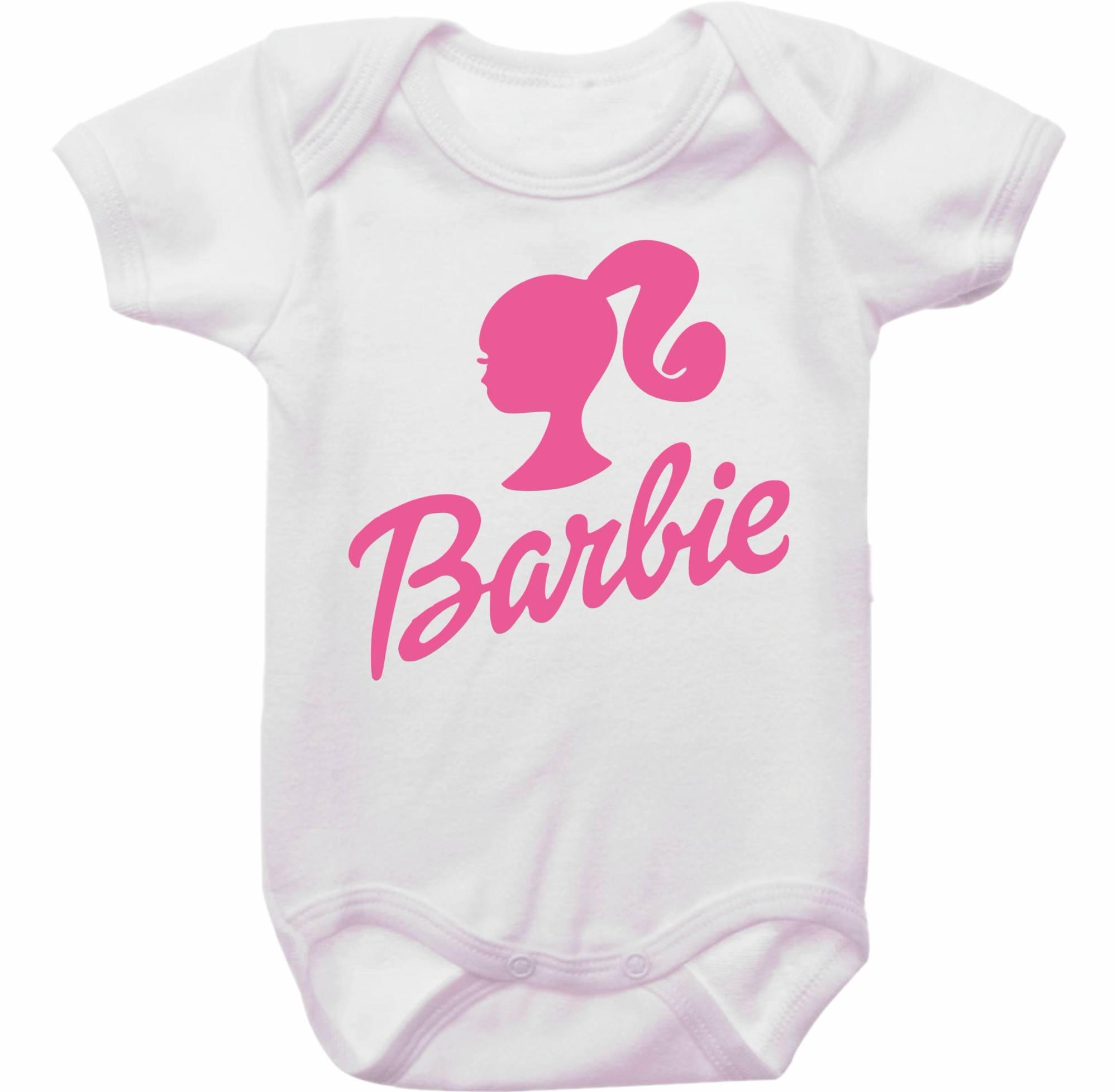 Body Bebê Barbie