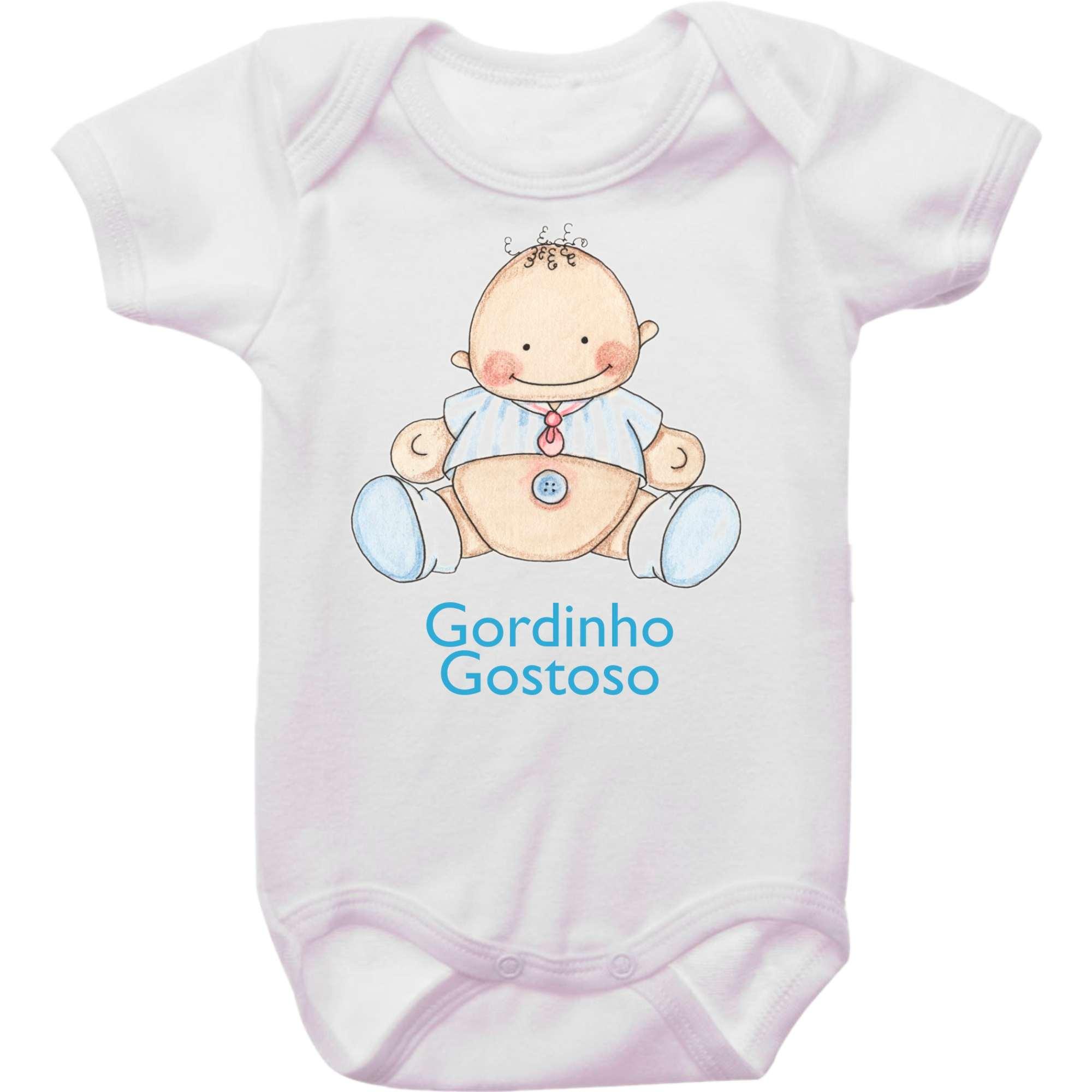 Body Bebê Gordinho Gostoso