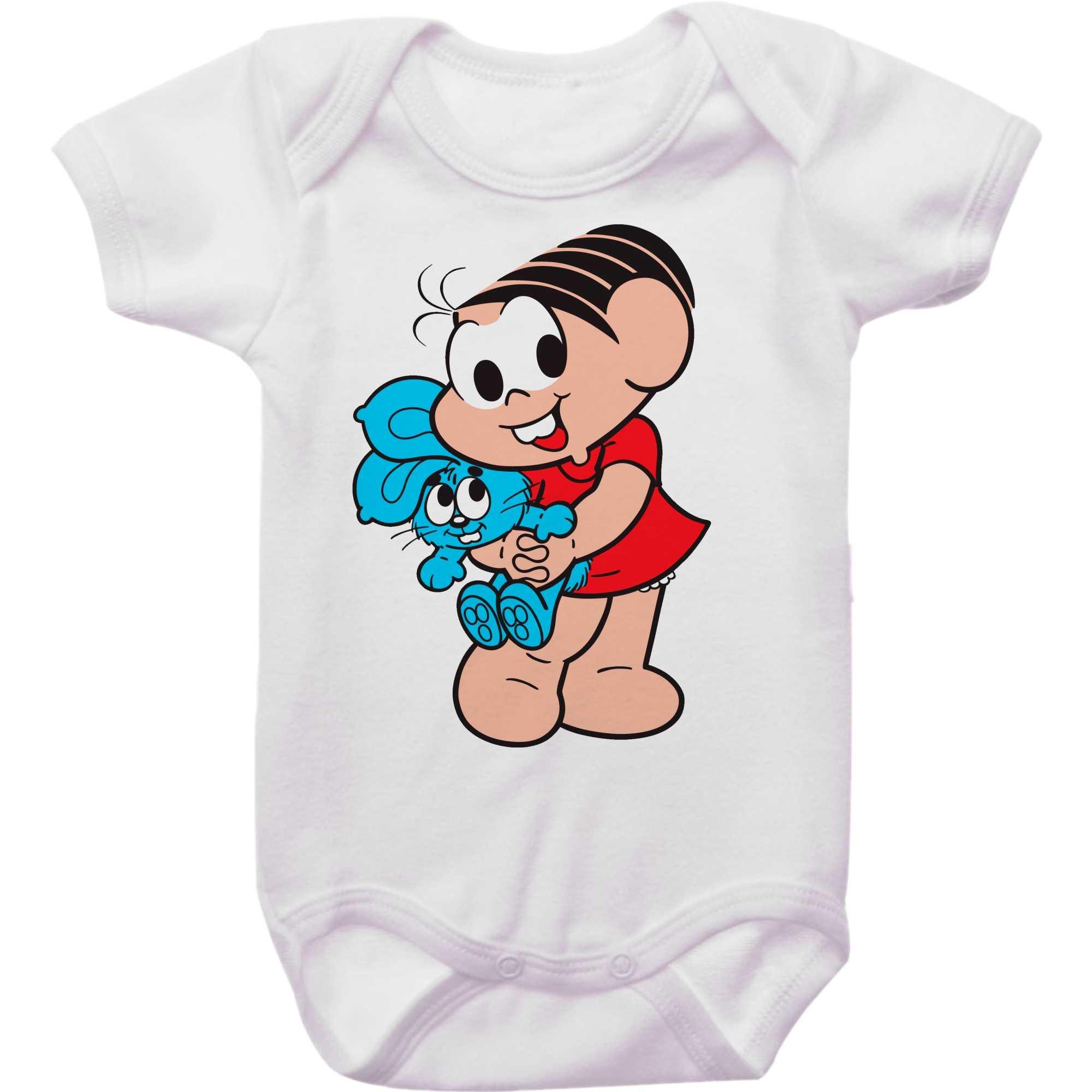 Body Bebê Mônica