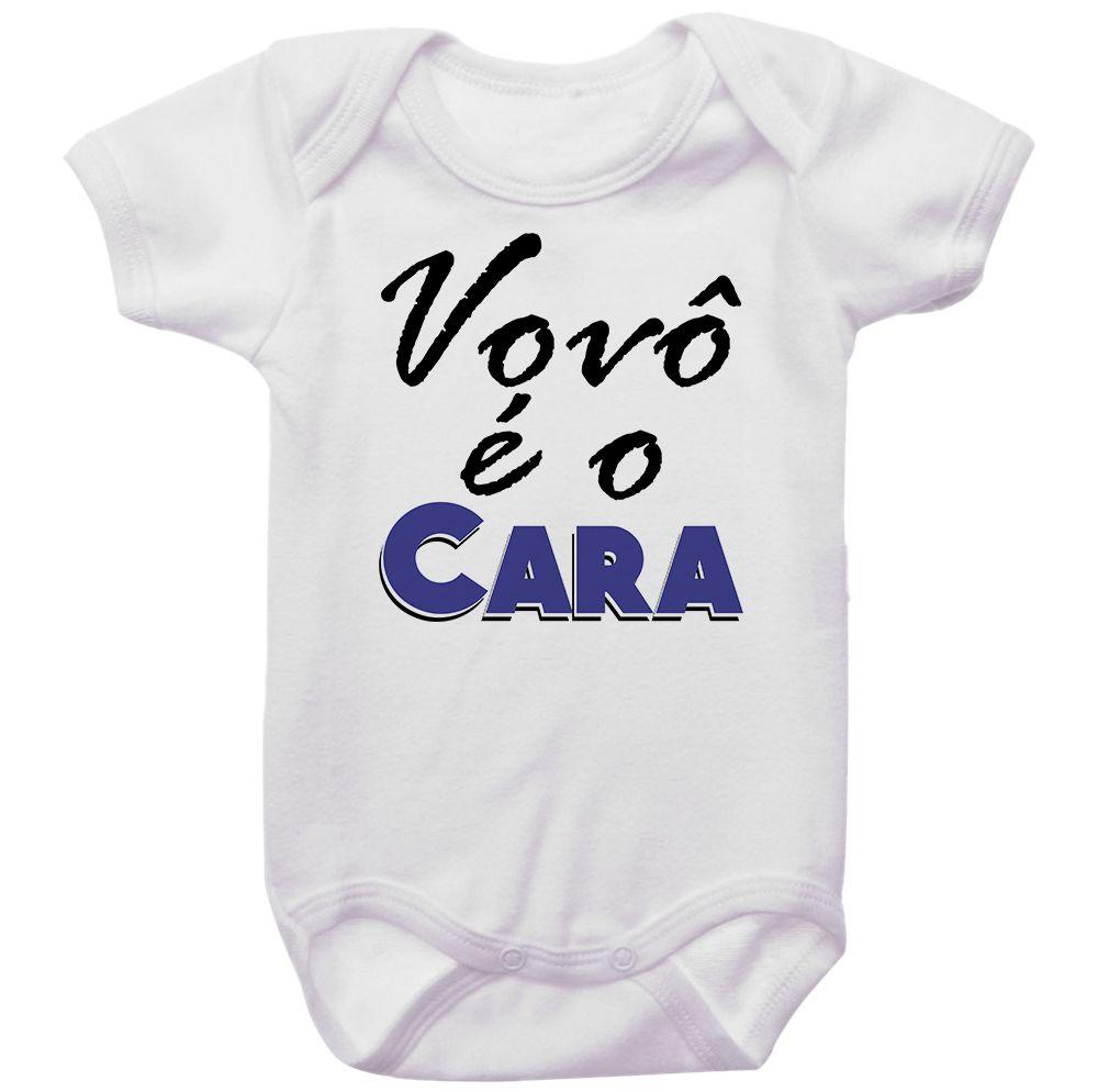 Body Bebê Vovô É O Cara