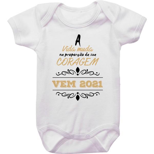 Body de Bebê Ano Novo CA0952