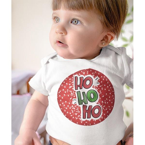 Body de Bebê Natal - CA1047
